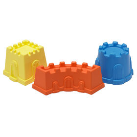 Sizzlin' Cool Sand Castle Molds