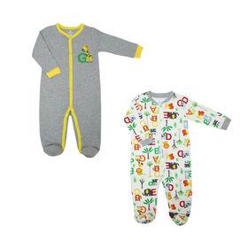 Koala Neutral Baby 2 Pack Sleeper  - Giraffe, Preemie