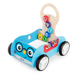 Discovery Buggy Wooden Activity Walker & Wagon