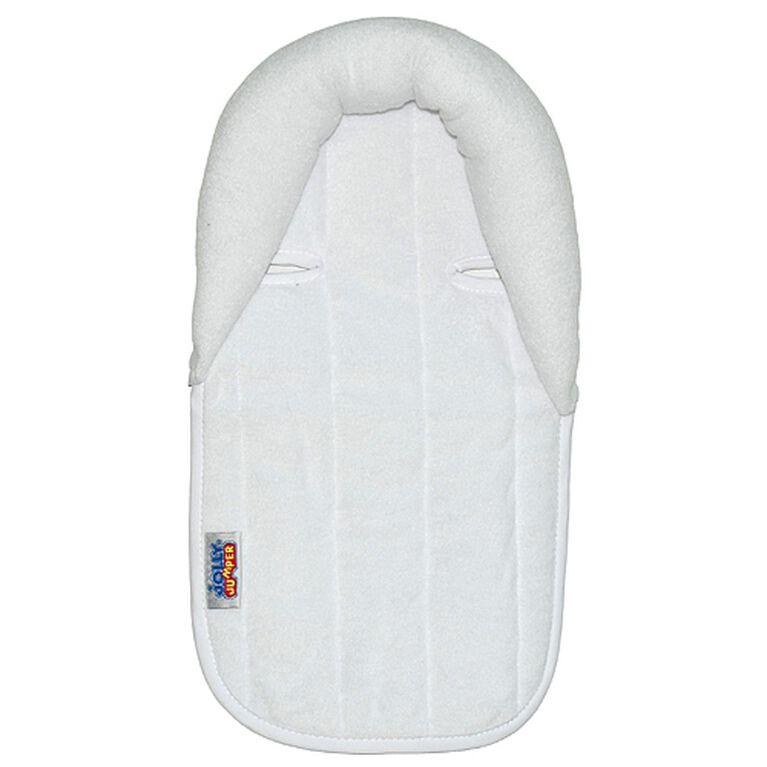 Jolly Jumper Preemie Head Hugger - White