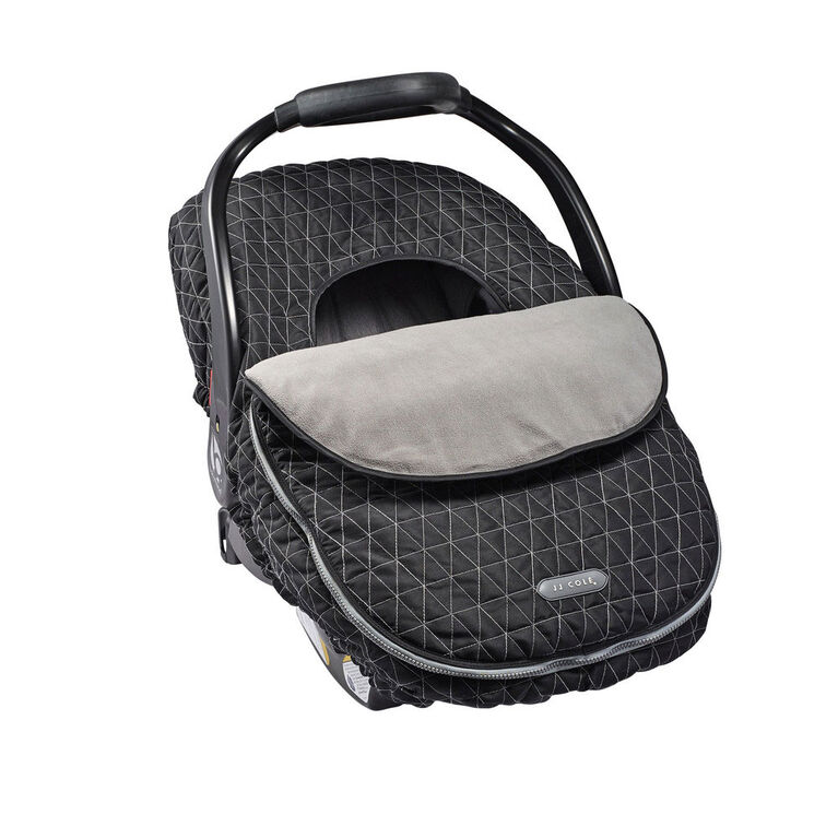 Jj Cole Car Seat Cover Black, Car Seat Covers Toys R Us