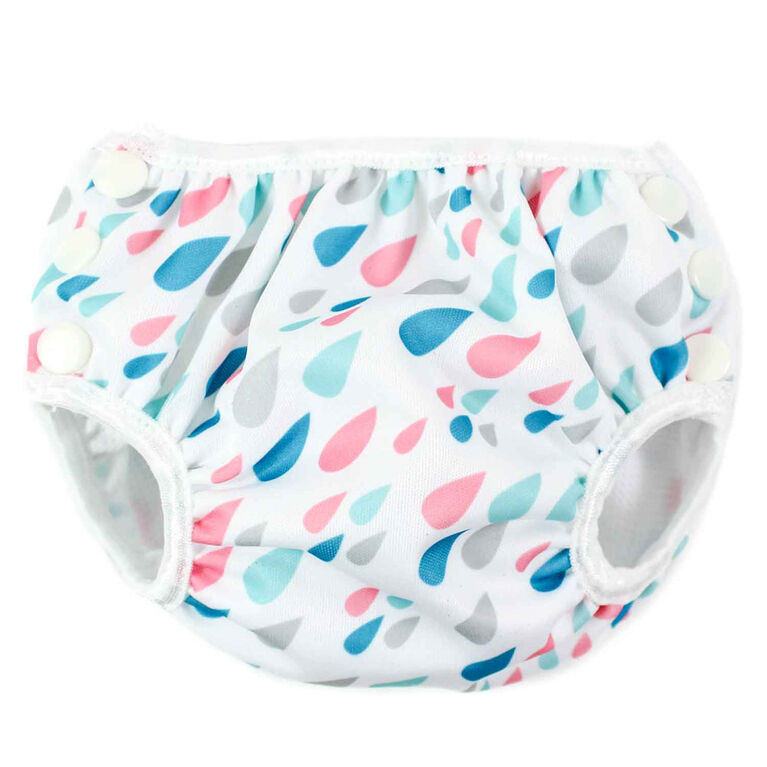 Bumkins - Swim Diaper - Medium - Colours and styles may vary
