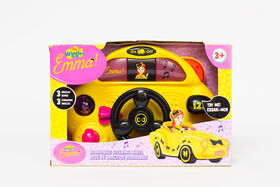 Volant Bowmobile d'Emma