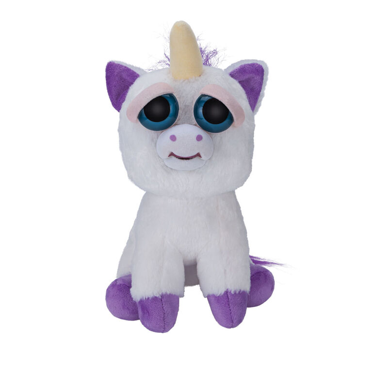 Feisty Pets Glenda Glitterpoop 10-Inch Plush