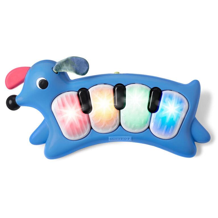 Skip Hop - Piano chien à lumières Vibrant Village