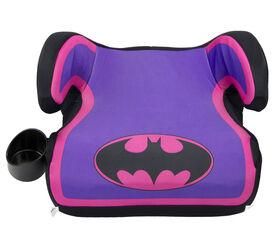 KidsEmbrace Backless Booster Car Seat - DC Comics Batgirl