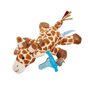 Dr. Brown's Lovey Pacifier and Teether Holder - Gerry the Giraffe