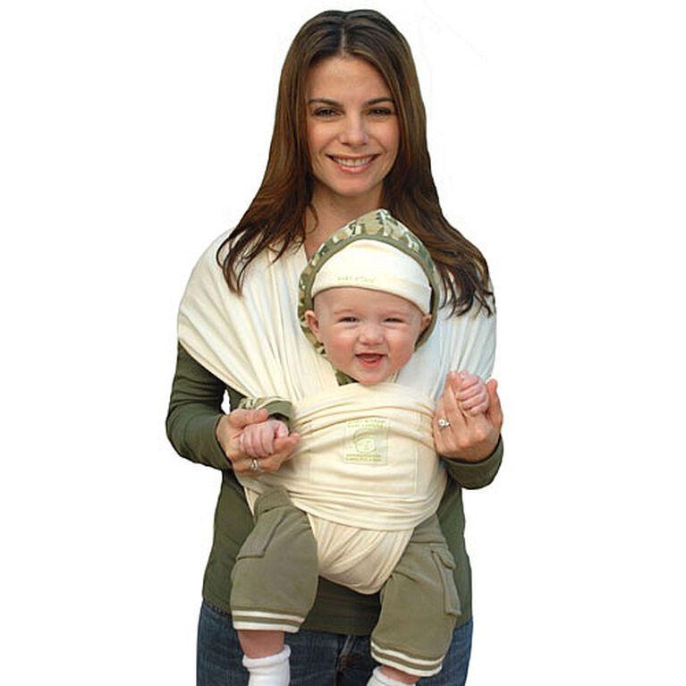 Baby K'Tan Natural Organic Baby Carrier - Large   Babies R ...