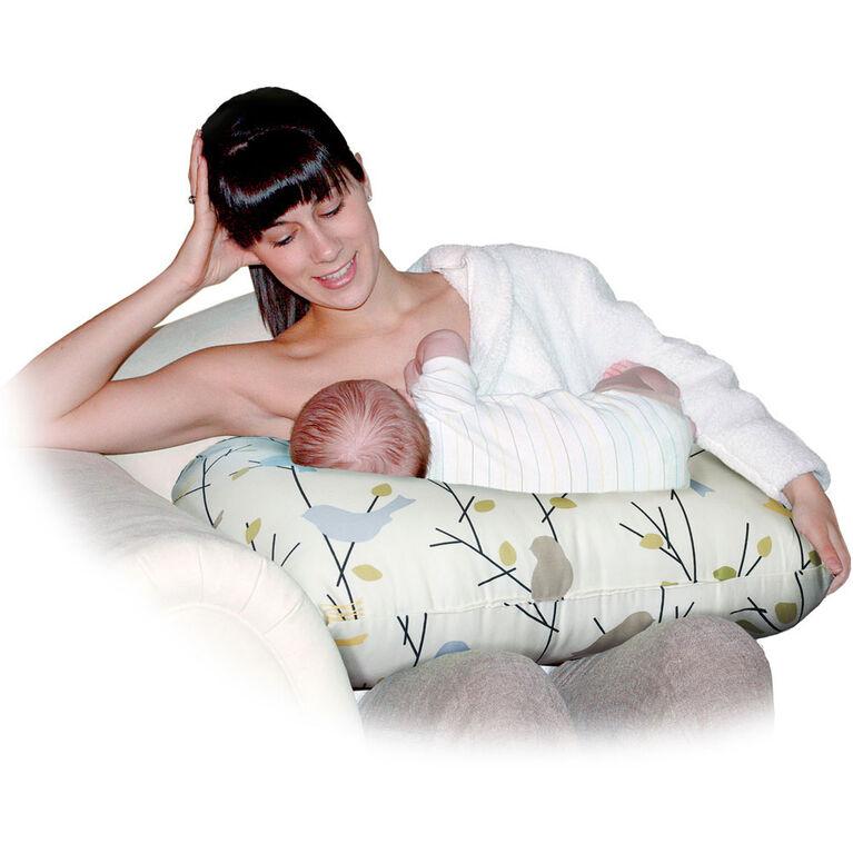 Jolly Jumper Baby Sitter Nursing Cushion - Birds