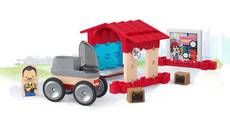 Wonder Builder Design System Garage