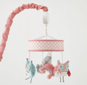 Levtex Baby - Mobile Fiona avec berceuses.