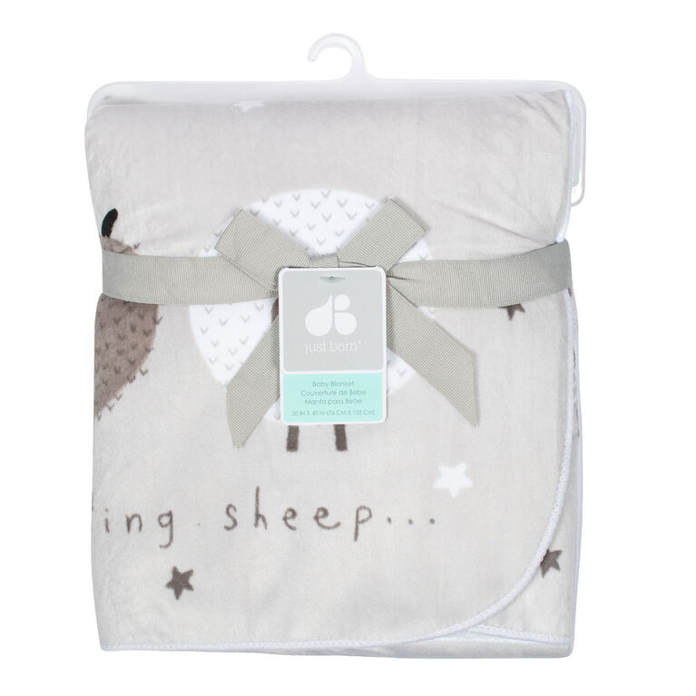Couverture de Just Born Counting Sheep Collection
