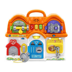VTech Latches & Doors Busy Board - Édition anglaise