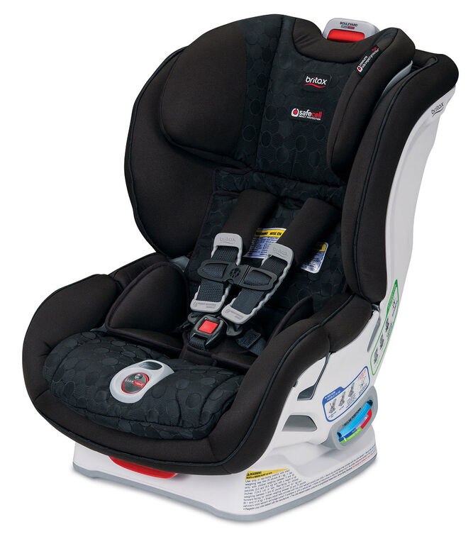 Britax Boulevard ClickTight Convertible Car Seat - Circa.