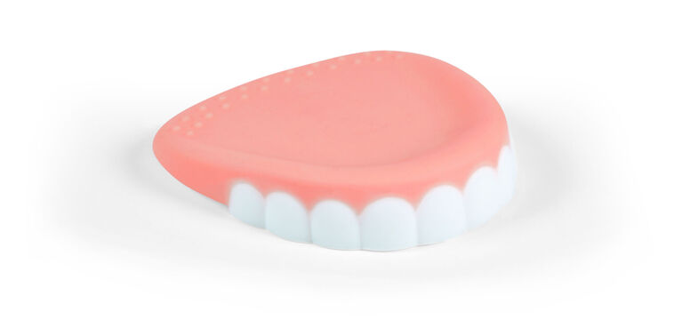 Anneau de dentition.