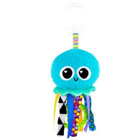 Le jouet Clip & Go de Lamaze Sprinkles la Méduse