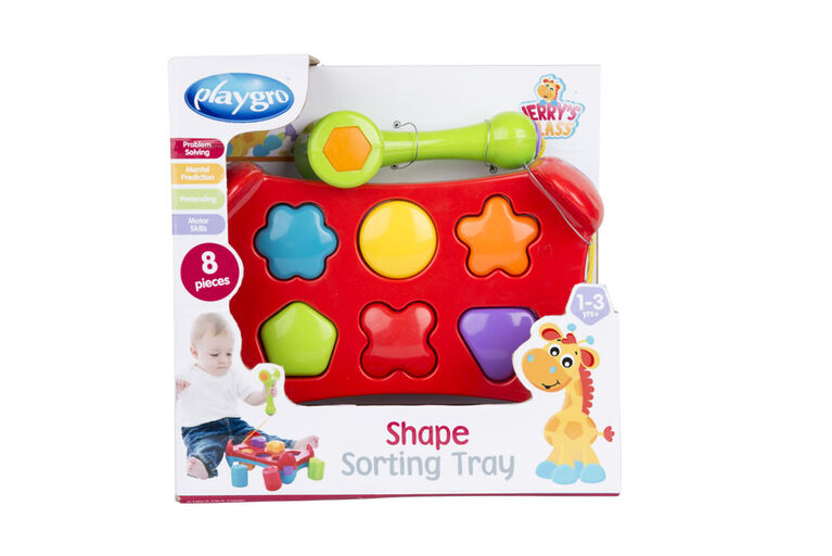 Playgro - Shape Sorting Tray