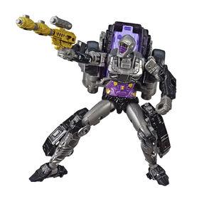 Transformers Sélection Générations, Nightbird WFC-GS07, figurine War for Cybertron de classe Deluxe - Notre exclusivité