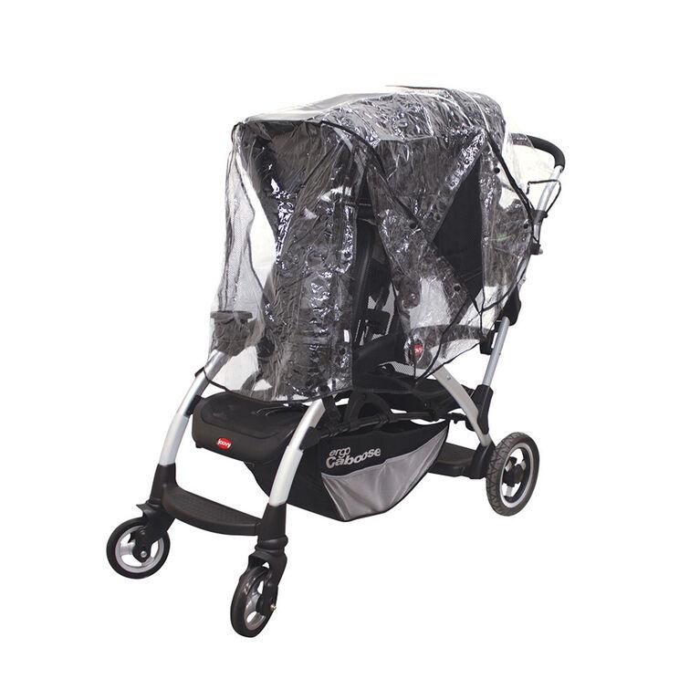 Nuby Deluxe Tandem Stroller Weather Shield
