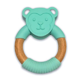 "babyworks Pacifier Friend with Pacifier - ""Moe"" Monkey"