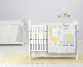 Cuddletime Globetrotter 6 Piece Bedding Collection