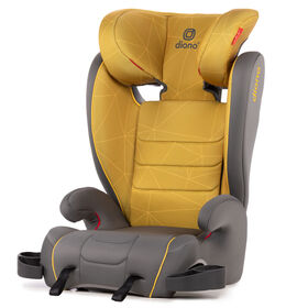Diono Monterey XT High Back Booster - Yellow Sulphur
