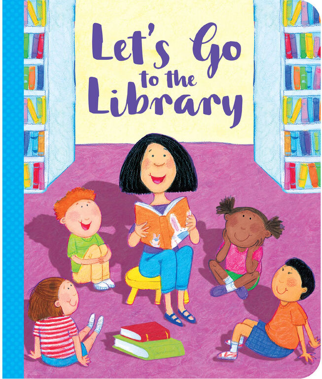 Let'S Go To The Library - English Edition
