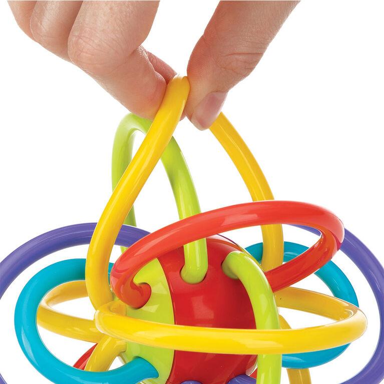 Jouet de dentition Lots-a-Loops de Nuby