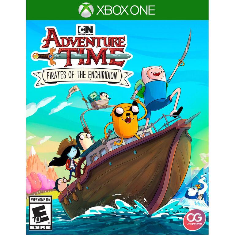 Xbox One - Adventure Time Pirates Of Enchiridion