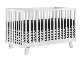 Oxford Baby - Onni Modern Crib White