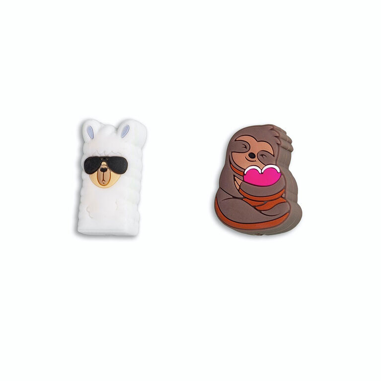 Ijoy Cable Byte 2 Pack - Llama And Hug Heart