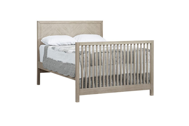 Oxford Baby Manhattan Full Bed conversion kit Champagne Mist - R Exclusive