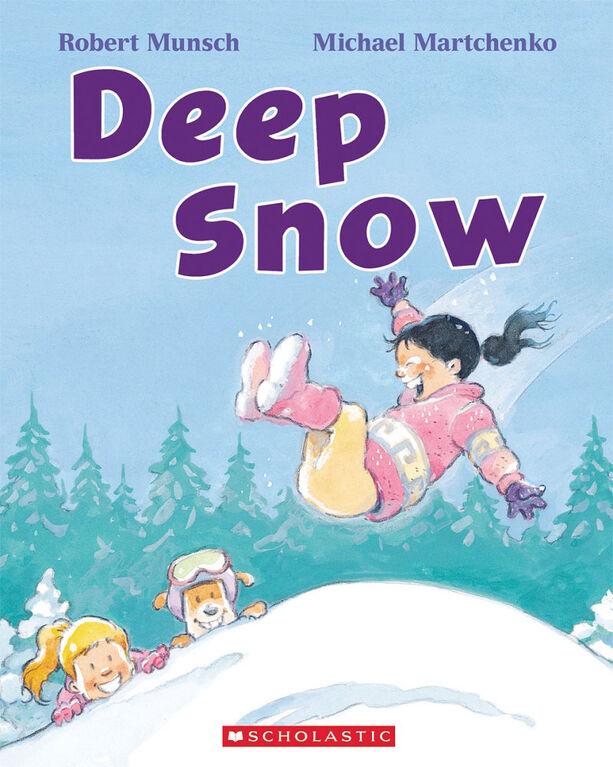 Robert Munsch - Deep Snow - English Edition