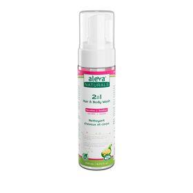 Aleva Naturals Hair and Body Wash 200ml