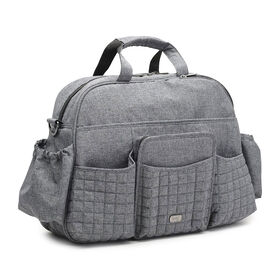 Sac À Couches - Lug Tuk Tuk  - Gris Heather.