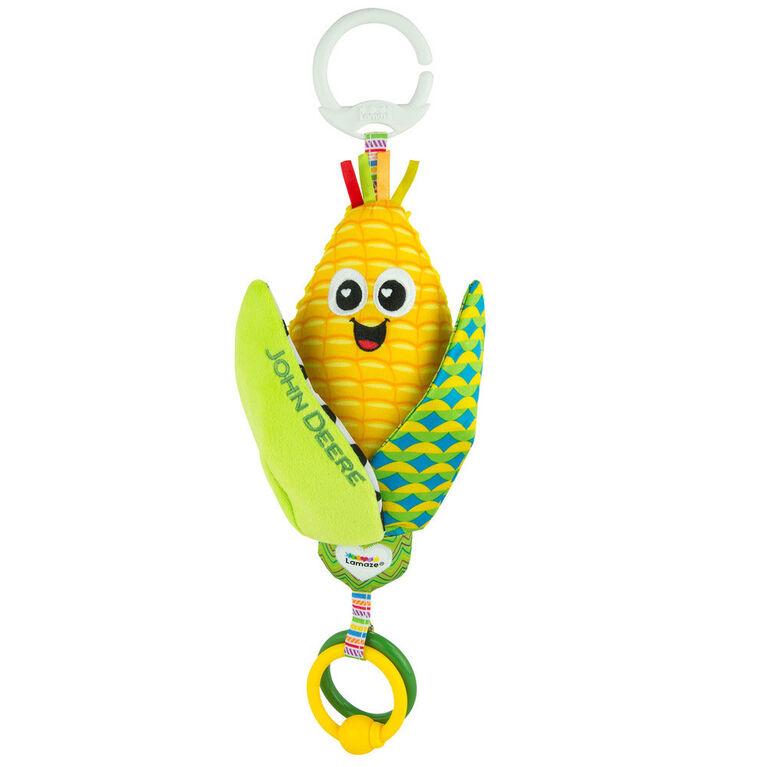 Lamaze John Deere Clip & Go - Corn E. Cobb
