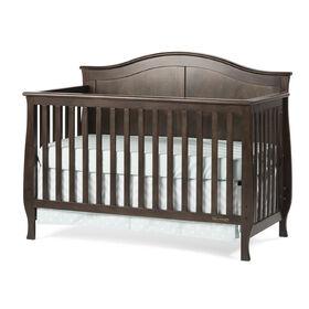 Lit pour bébé transformable Camden 4 en 1 de Child Craft - ardoise.