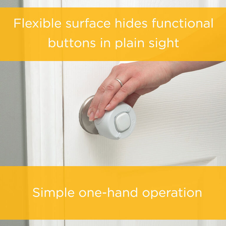 Outsmart Knob Covers