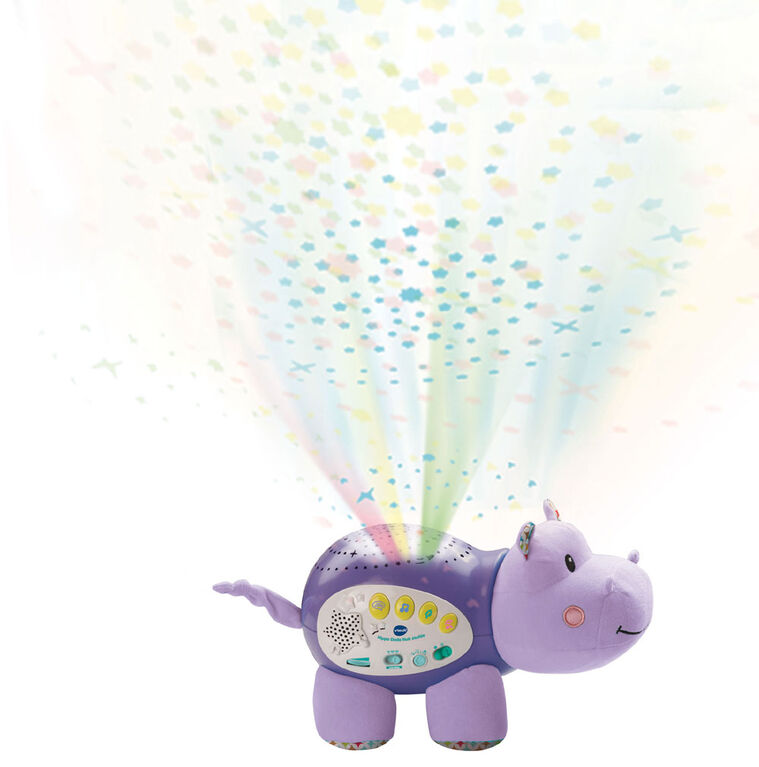 Lil' Critters Soothing Starlight Hippo - French Edition