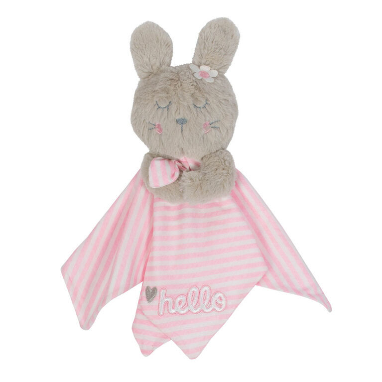 Gerber Organic Security Blanket, Bunny
