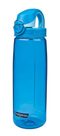 Nalgene Tritan OTF Blue with Blue Cap
