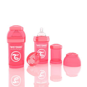 Twistshake Anti-Colic Bottle 180ML - Peach