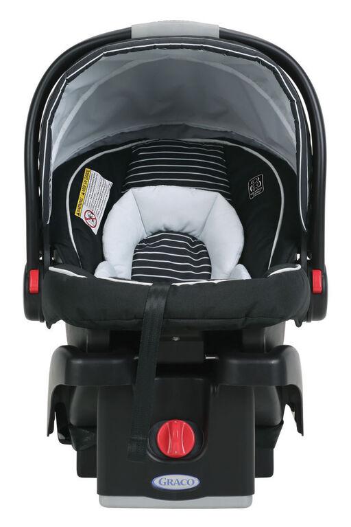 Siege d'auto pour bébé SnugRide Click Connect 35 de Graco.
