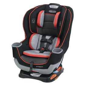 Graco Extend2Fit Convertible Car Seat - Solar - R Exclusive