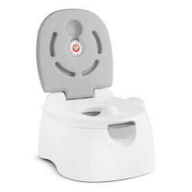 Munchkin - Arm and Hammer 3-in-1 Potty - Grey