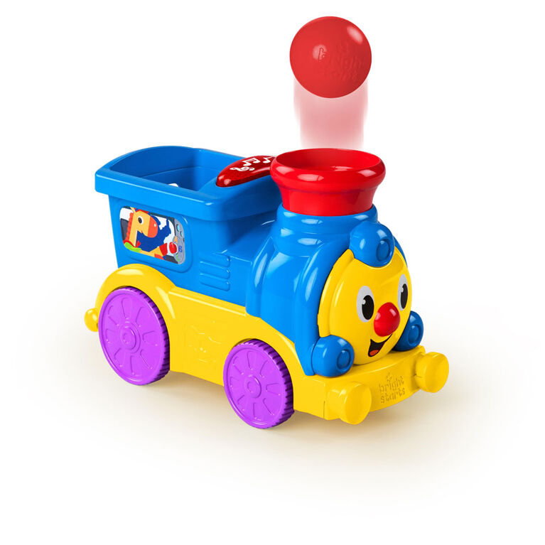 Roll & Pop Train Jouet