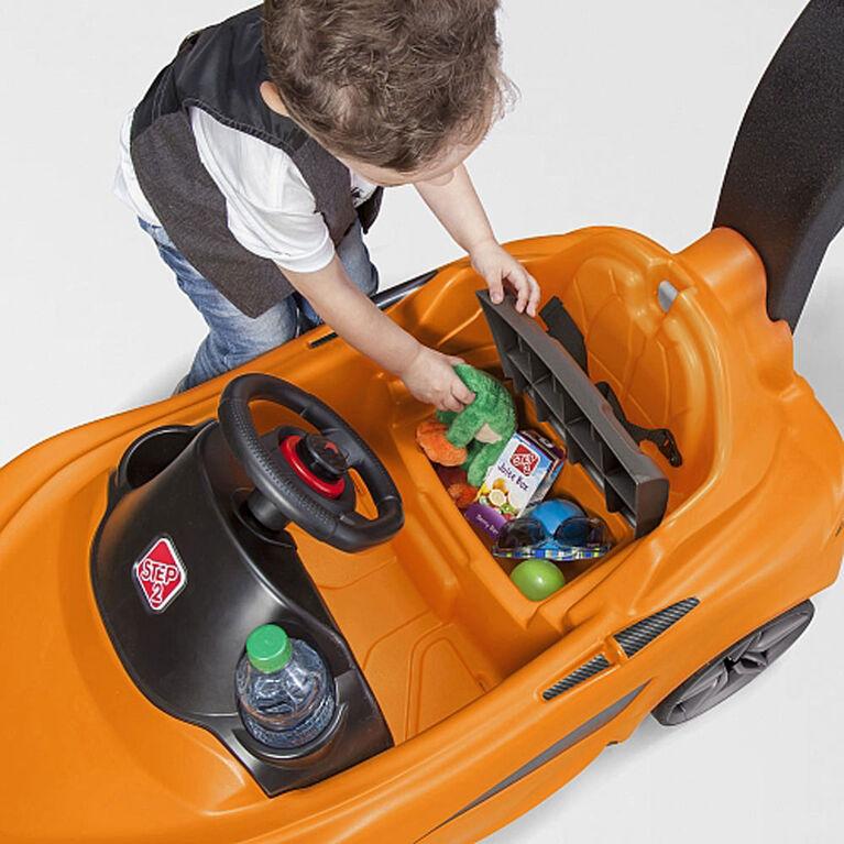 Step2 - Mclaren 570S Push Sports Car - R Exclusive
