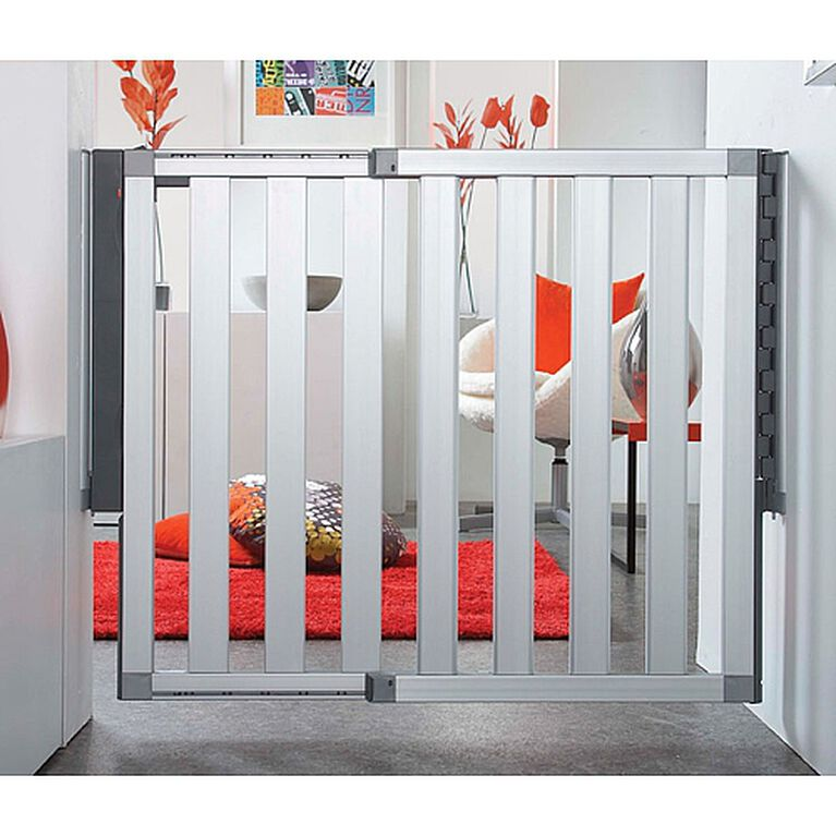 Munchkin - Barrière de sécurité Loft - aluminium.