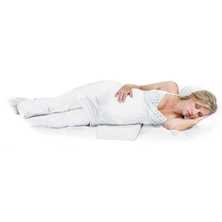Jolly Jumper Pregnancy Pillow - White