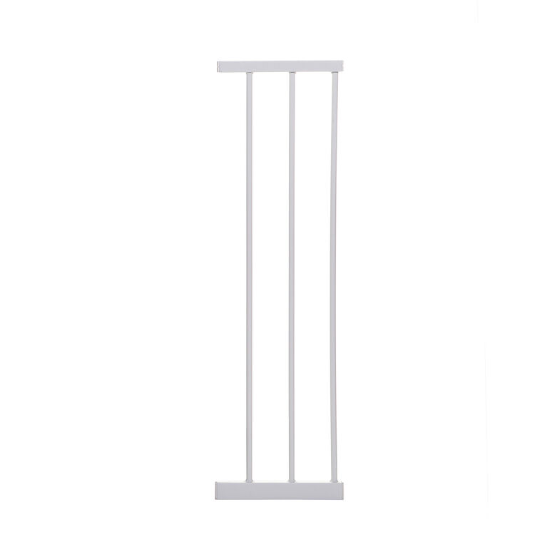 Dreambaby Boston Magnetic 8.25 / 21cm  Gate Extension - White